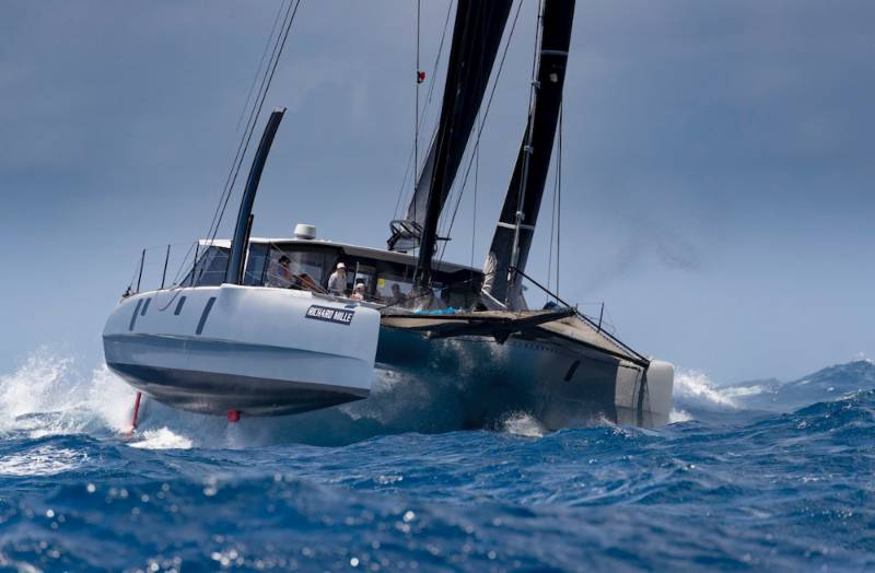 KND supporting the new ORC Multihull Rule