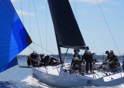 Official inauguration of the IC37; New York Yacht Club One Design
